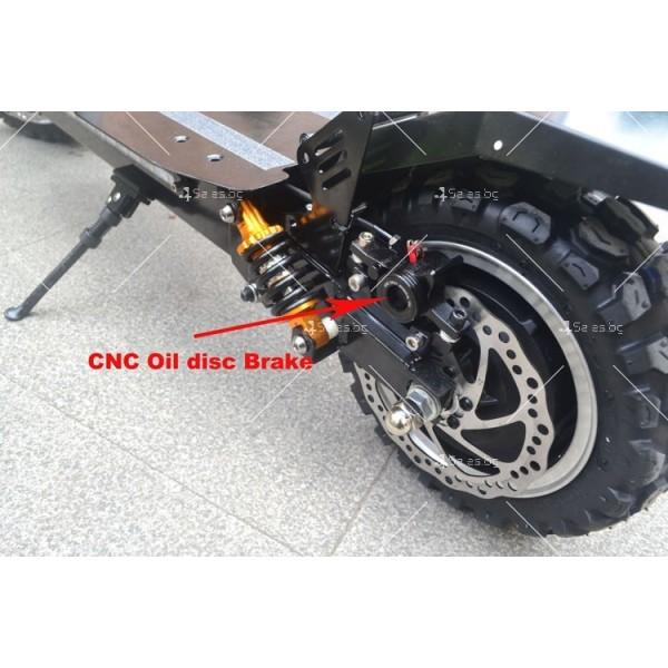 Сгъваем електрически скутер с 11 инчови гуми WEMI 3