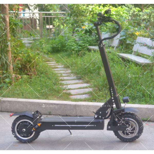 Сгъваем електрически скутер с 11 инчови гуми WEMI 9