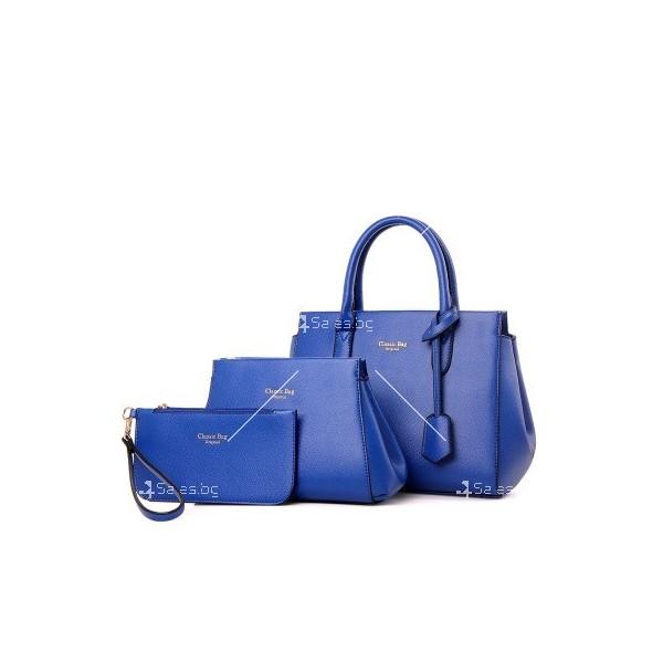 Комплект дамски чанти в три части Classic Bag BAG49 5
