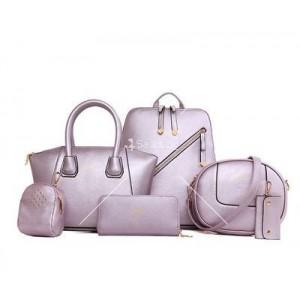 fb3882e986f Комплект елегантни дамски чанти от 6 артикула BAG21 на ТОП цена — 4sales