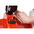 Детска електрическа кола с LED светлини 5