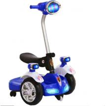 Детска електрическа кола с LED светлини