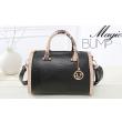 Чанта с декорация змийска кожа BAG38 5