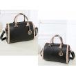 Чанта с декорация змийска кожа BAG38 6
