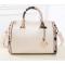 Чанта с декорация змийска кожа BAG38 18