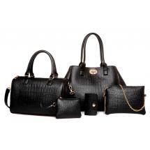 Пет части чанта с променяща визия BAG12