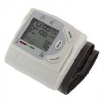 Апарат за измерване на кръвно налягане и пулс тип гривна