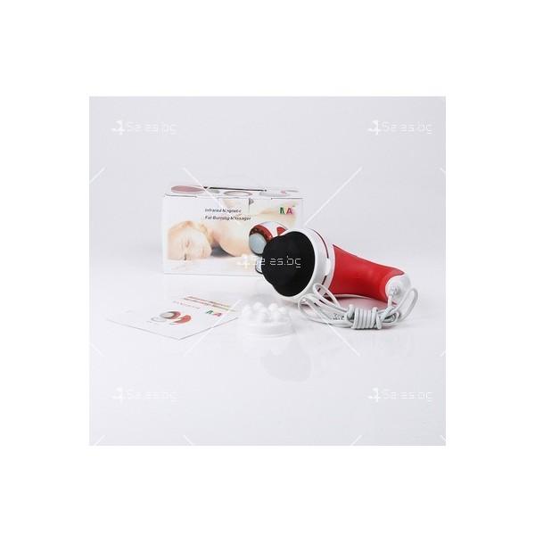 Инфрачервен масажор за горене на мазнини TV117 5