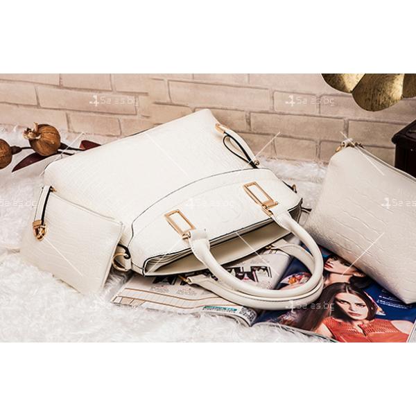 Голяма чанта от 3 части с голям преден джоб BAG45 4