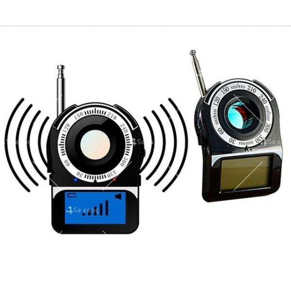 Детектор за камери и подслушвателни устройства CC309 1