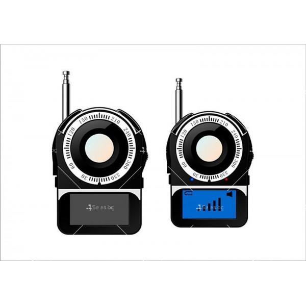 Детектор за камери и подслушвателни устройства CC309 2