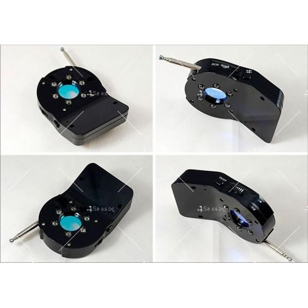 Детектор за камери и подслушвателни устройства CC309 4