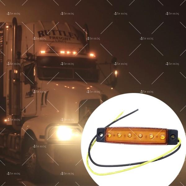 Лед габарит за камиони – 24 волта 1