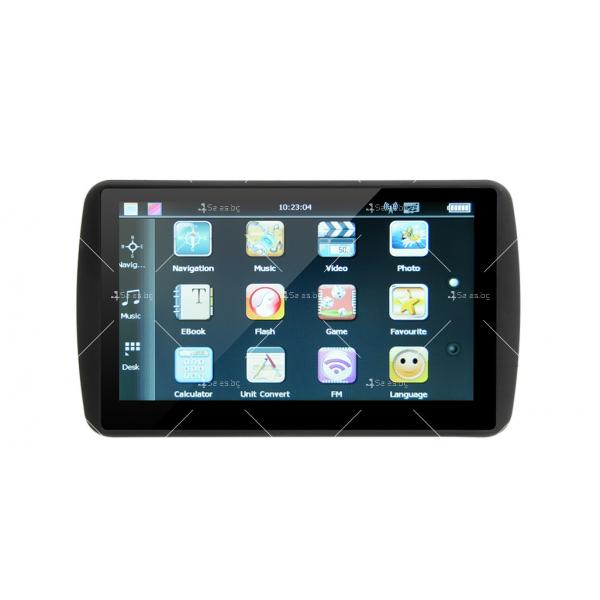 GPS навигация с Bluetooth и 4Gb памет GPS 799 6
