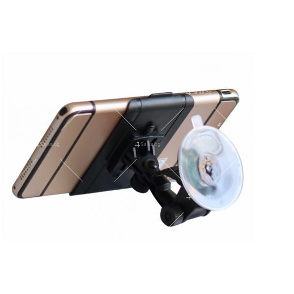 GPS навигация 7 инчов дисплей 3d карти GPS706 4