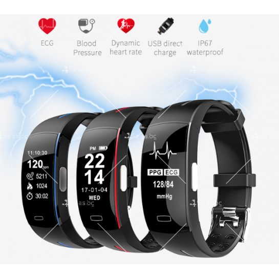 Bluetooth смарт гривна SMW37