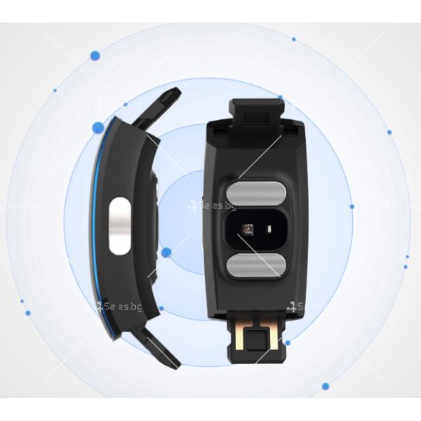 Bluetooth смарт гривна SMW37 9