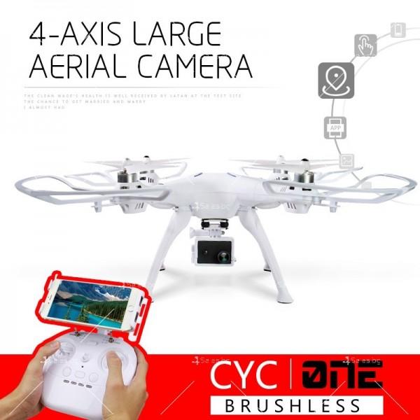 GPS дрон CG037 с Wi-Fi 3