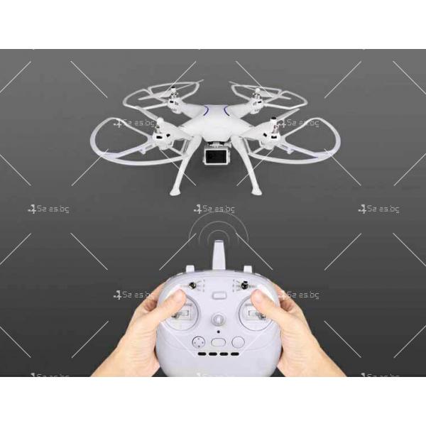 GPS дрон CG037 с Wi-Fi 6