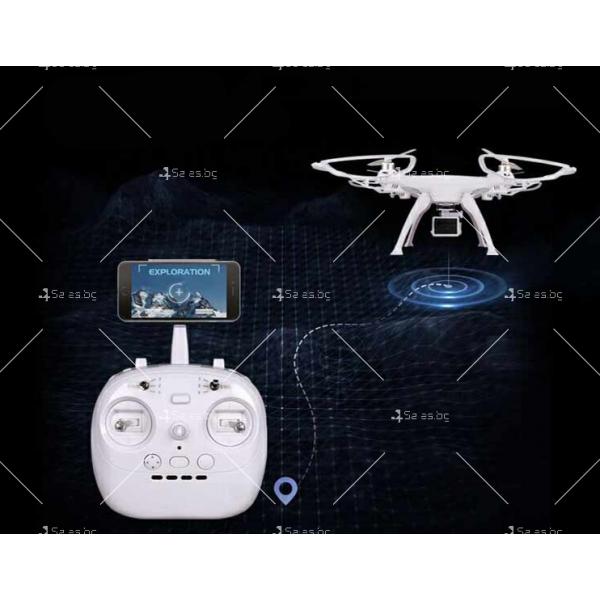 GPS дрон CG037 с Wi-Fi 7