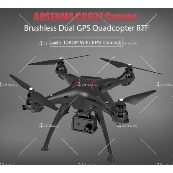 GPS дрон CG037 с Wi-Fi 10