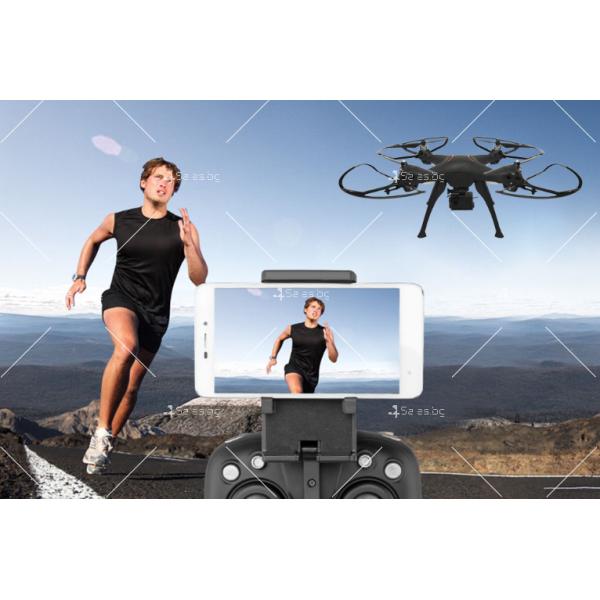 GPS дрон CG037 с Wi-Fi 16