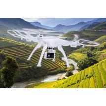 GPS дрон CG037 с Wi-Fi