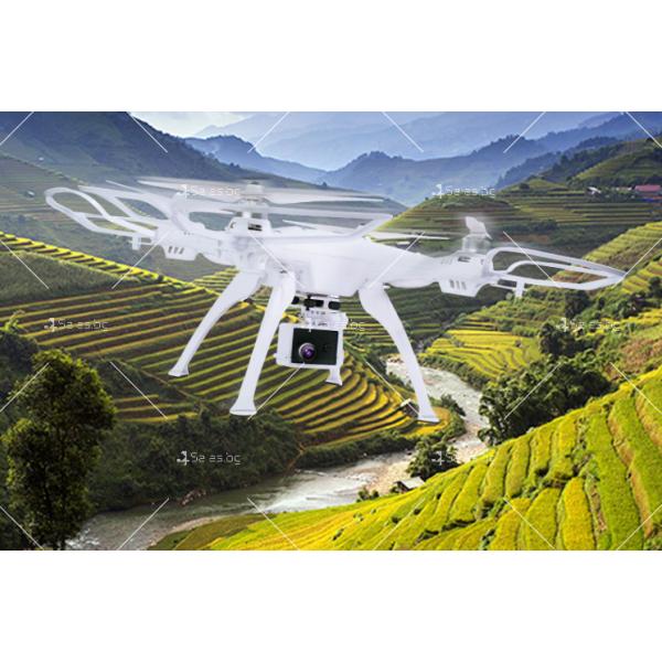 GPS дрон CG037 с Wi-Fi 19