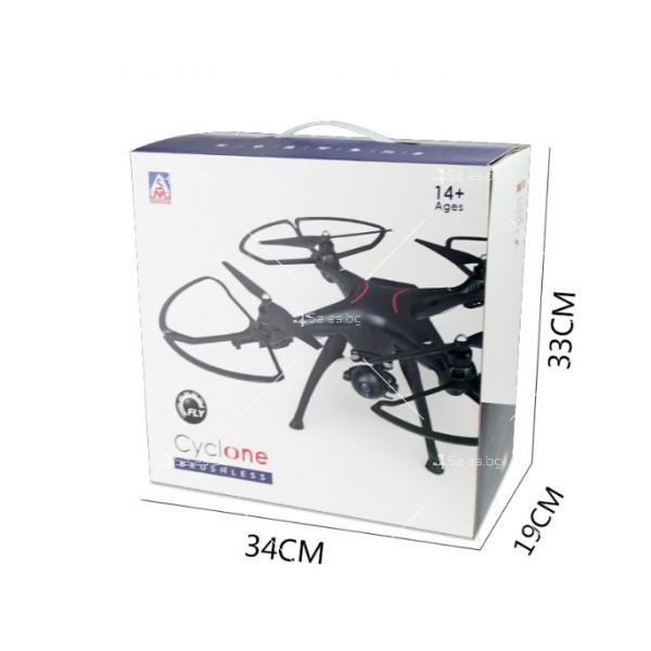 GPS дрон CG037 с Wi-Fi 21