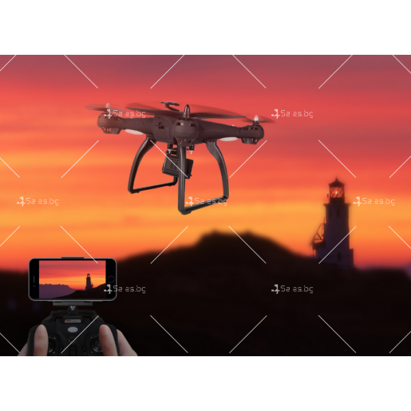 GPS дрон X21 2