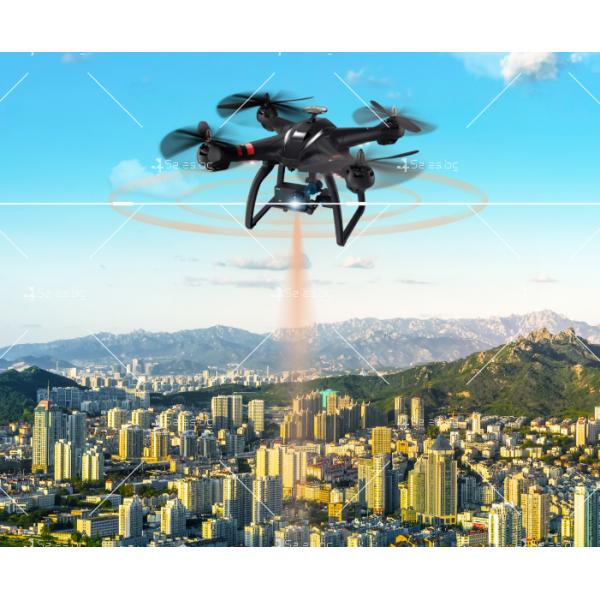 GPS дрон X21 3