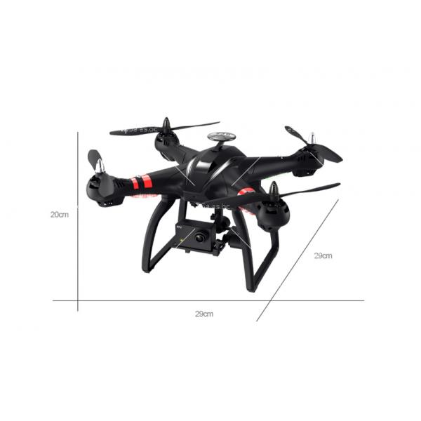 GPS дрон X21 7