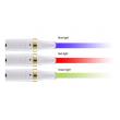 Уред за премахване на акне със синя, червена и зелена светлина TV121 7