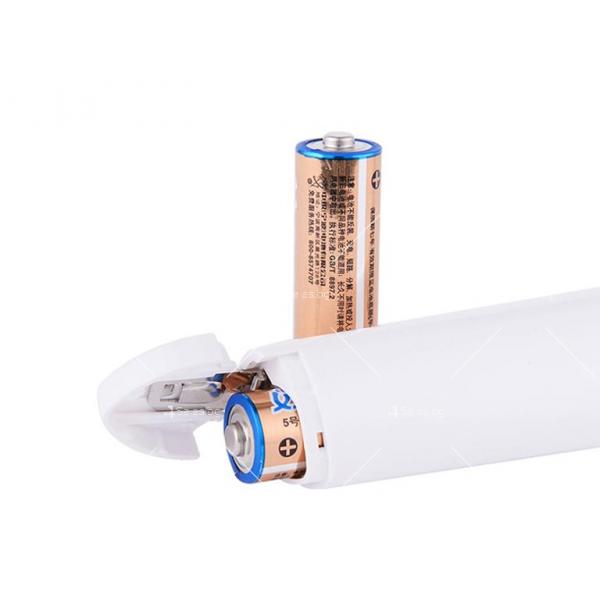 Уред за премахване на акне със синя, червена и зелена светлина TV121 10