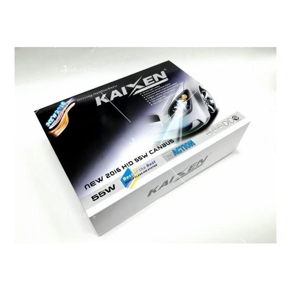 Xenon система с 4300 Келвина цвeтова температура (тип H7) 3