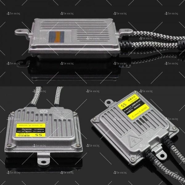Ксенон система със Slim и Canbus технология (тип Н1, 4300 К) 7