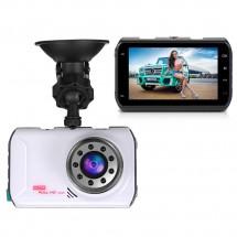 Видеорегистратор с две камери и 1080 Р резолюция AC71