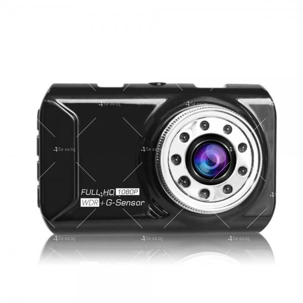 Видеорегистратор с две камери и 1080 Р резолюция AC71 2
