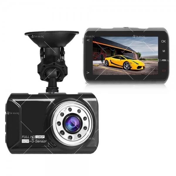 Видеорегистратор с две камери и 1080 Р резолюция AC71 5
