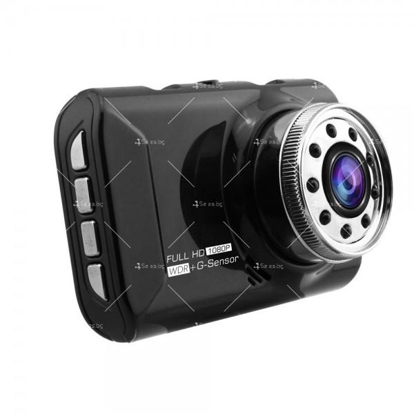 Видеорегистратор с две камери и 1080 Р резолюция AC71 12