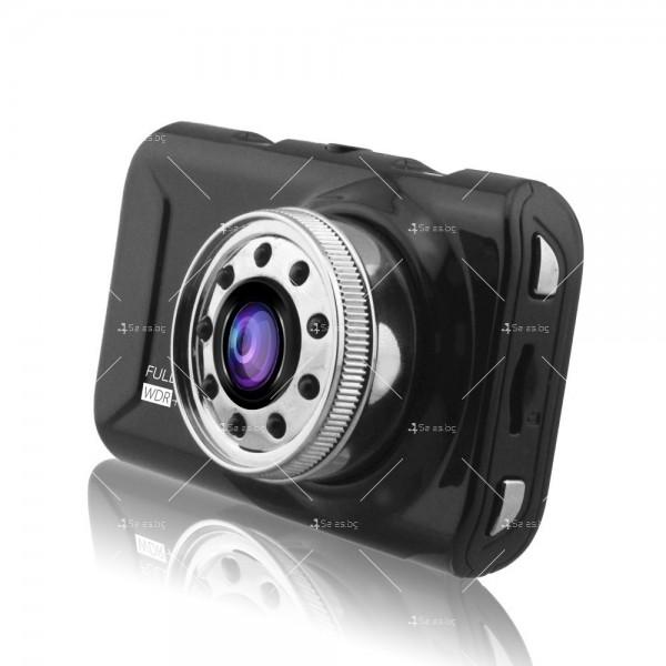 Видеорегистратор с две камери и 1080 Р резолюция AC71 13