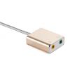 USB 3.1 звукова карта със 7.1 канален саунд CA49 2
