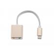 USB 3.1 звукова карта със 7.1 канален саунд CA49 5