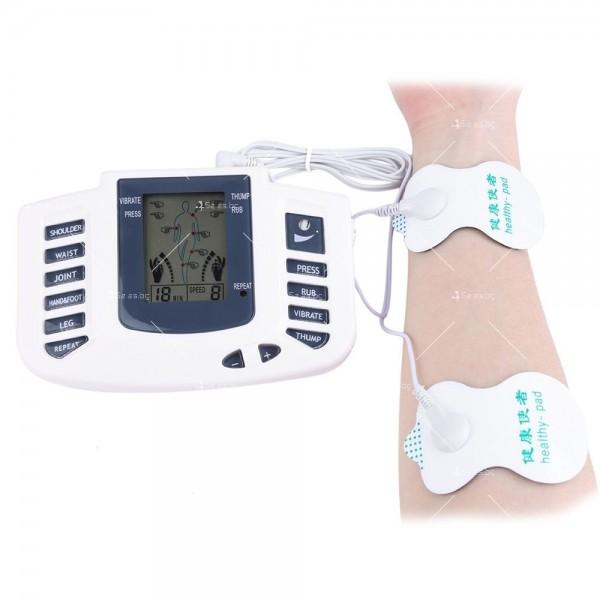 Инструмент за електротерапия на различни меридиани в тялото с акупунктура TV122 9