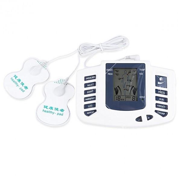 Инструмент за електротерапия на различни меридиани в тялото с акупунктура TV122 12