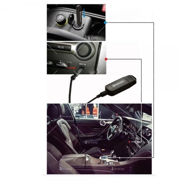 USB Bluetoothаудио приемник и адаптер CA106 7