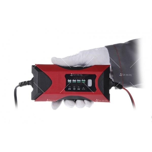 Акумулаторно зарядно с универсално приложение до 60 ампера 3