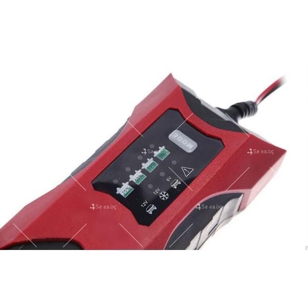 Акумулаторно зарядно с универсално приложение до 60 ампера 4