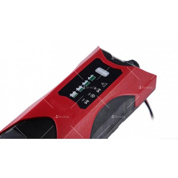 Акумулаторно зарядно с универсално приложение до 60 ампера 6