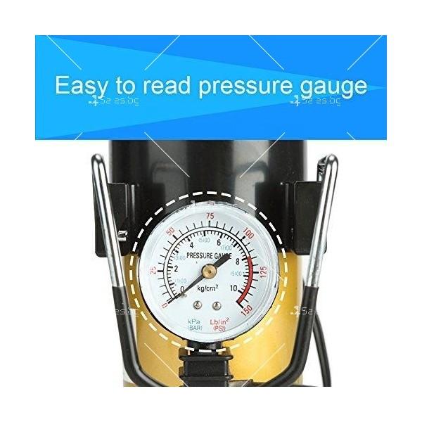 Въздушен компресор със скорост на помпане 35 литра в минута 2